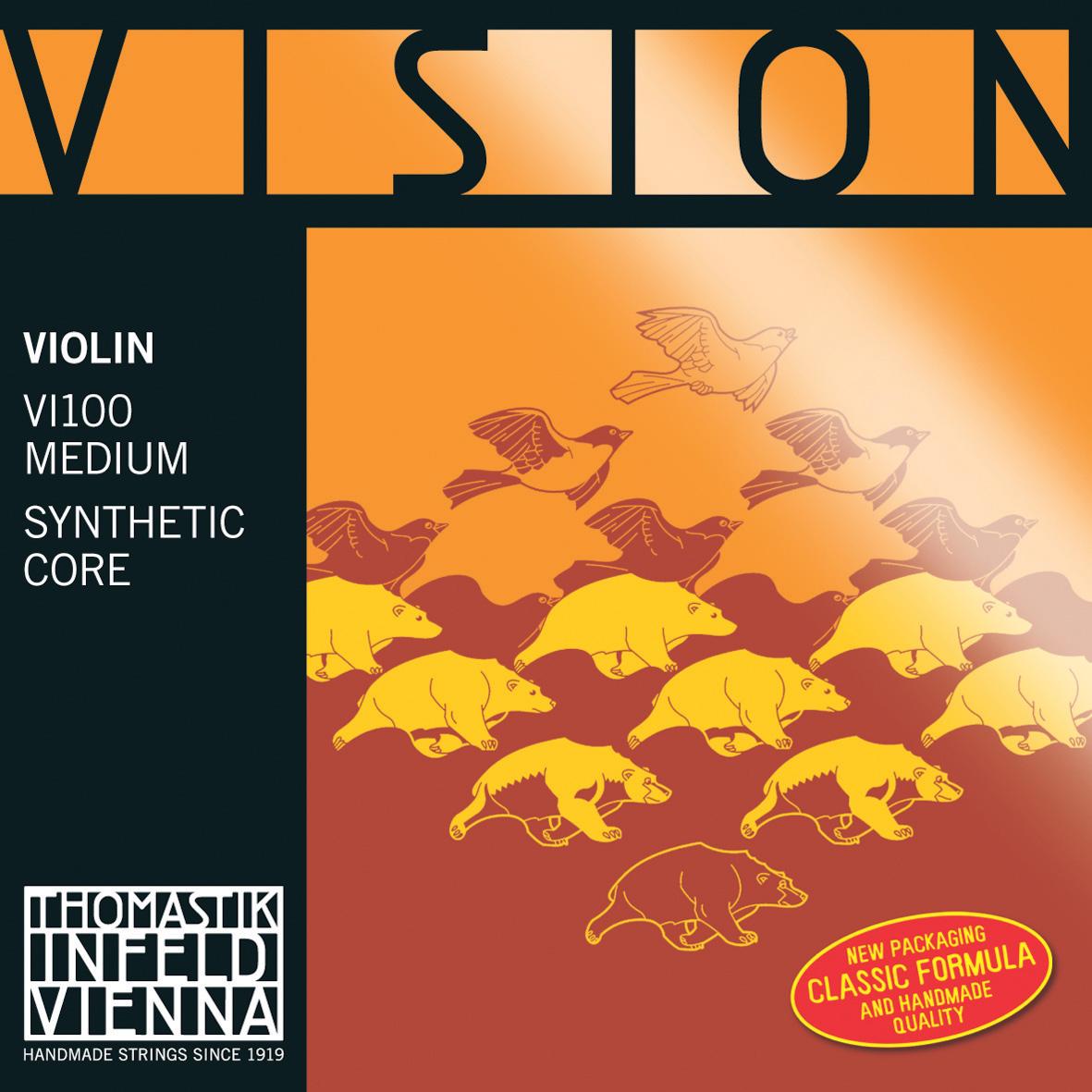 Vision-strings