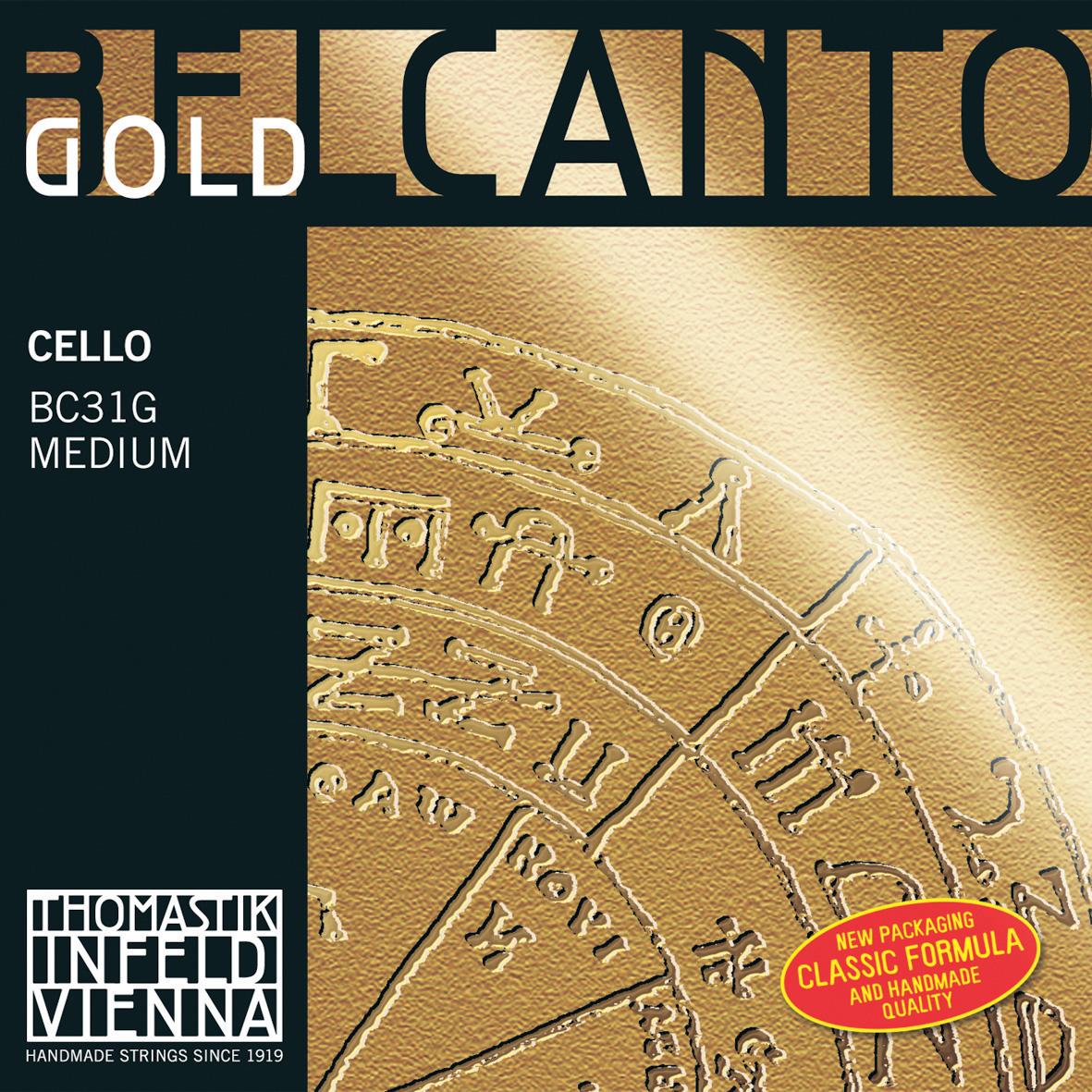 Belcanto-strings