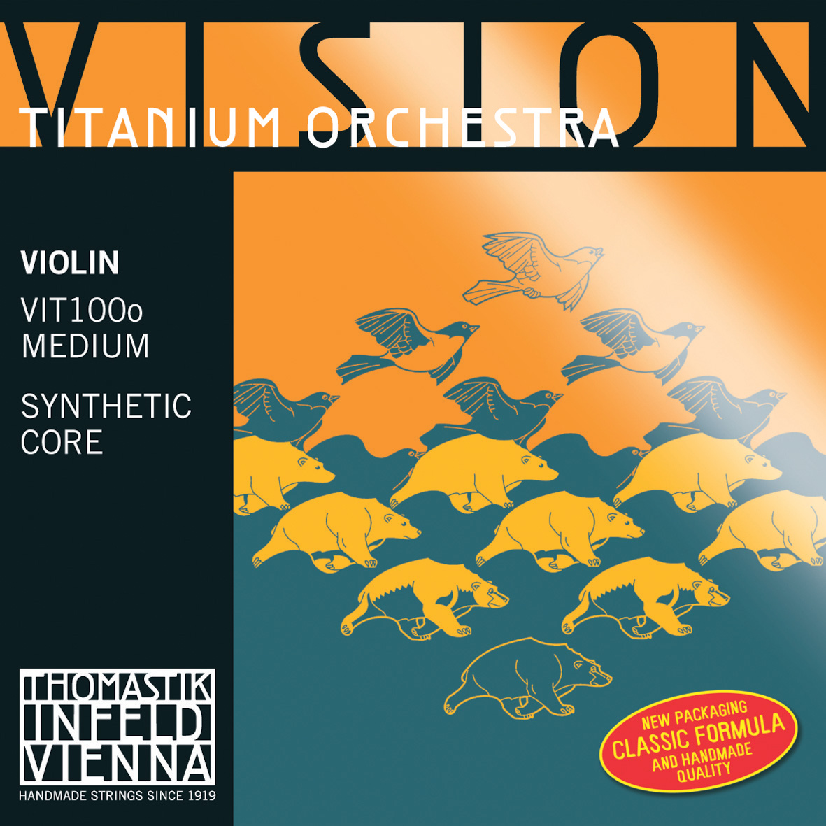 Orchestra-strings