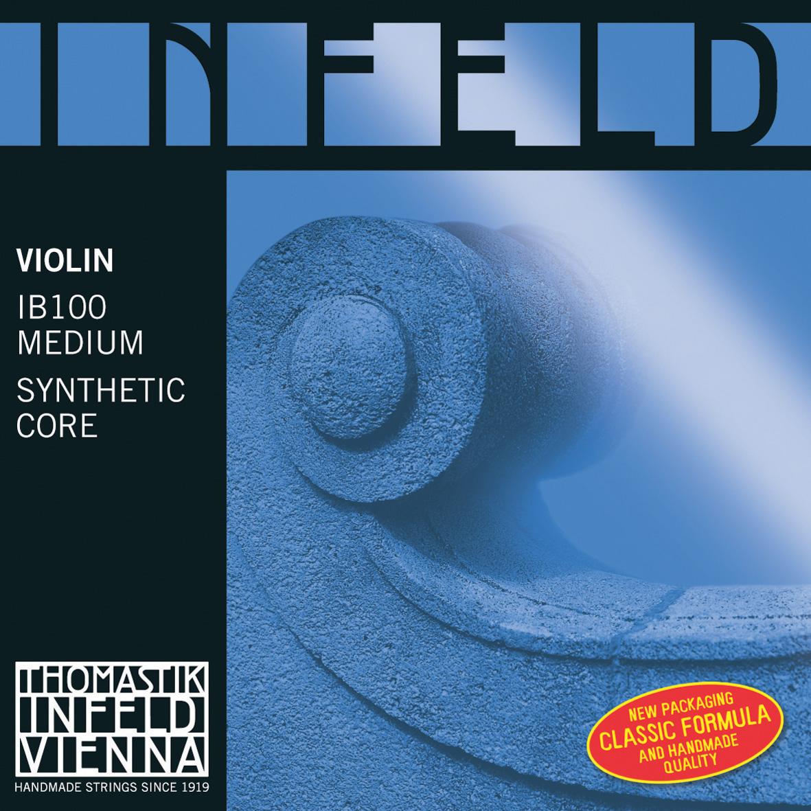 Infeld-Blue-strings