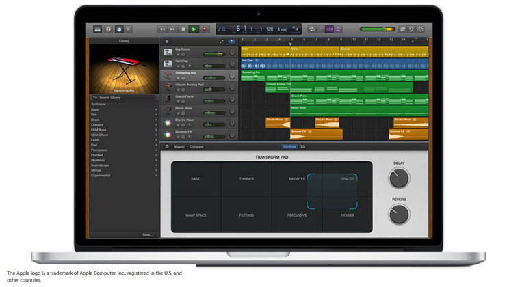 3 Intermediate Tips For Writing Your Own Music With Garage Band  https://www.connollymusic.com/stringovation/garage-band-music-writing-tips @revellestrings