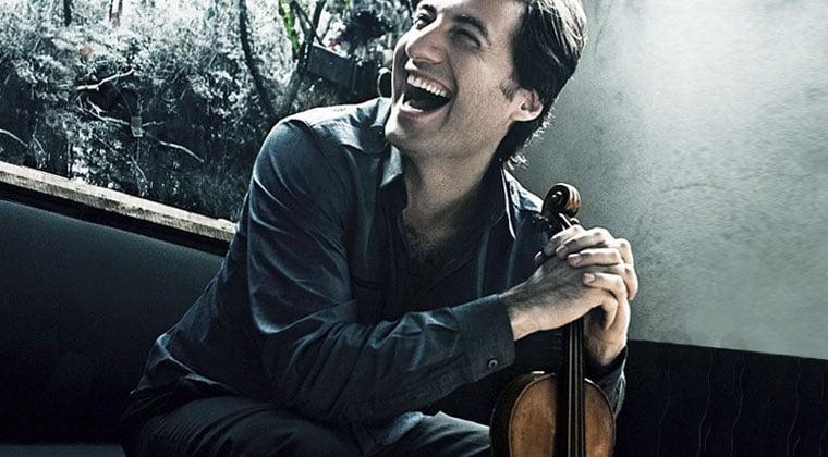 Violinist Phillippe Quint