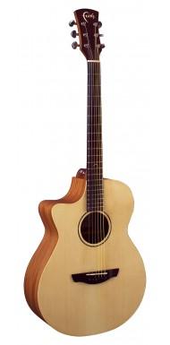 Naked Venus Cut Electro Left Handed Faith Guitar