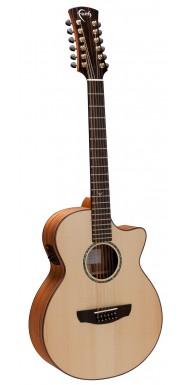 Venus 12 String Cut Electro Faith Guitar
