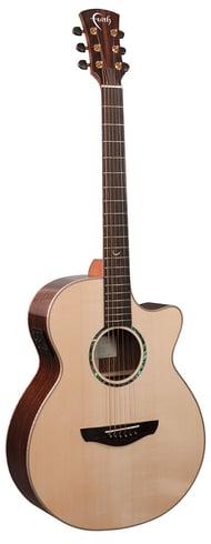 HiGloss Venus Cut Electro Percussive faith guitar