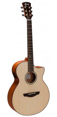 Venus cutaway/electro faith guitars