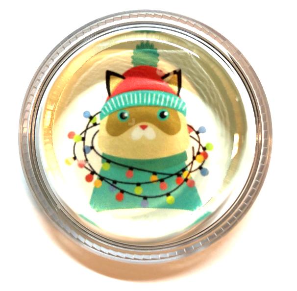 Festive Feline