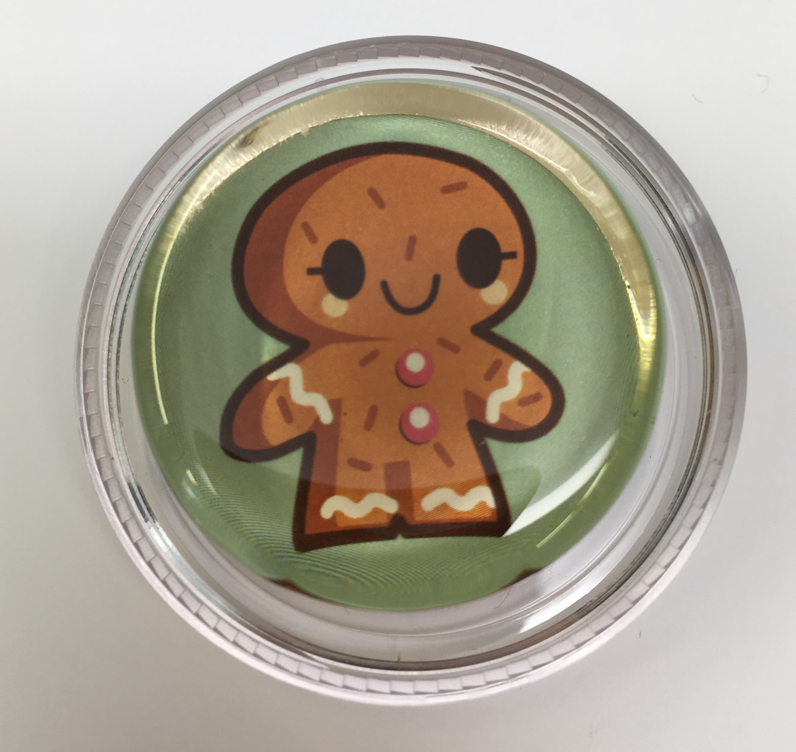 Ginger Bread Fred