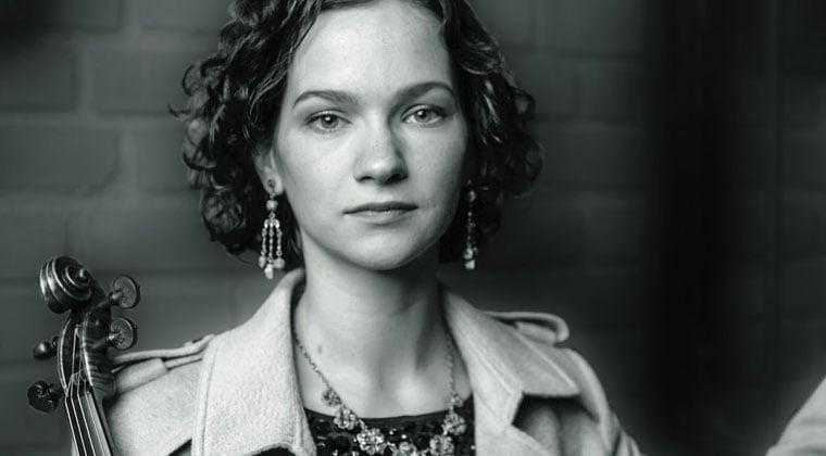 Profile: Violinist Hilary Hahn http://www.connollymusic.com/stringovation/hilary-hahn @revellestrings
