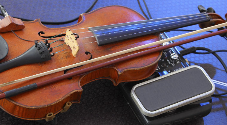 Violin with pickup and how to choose one for you