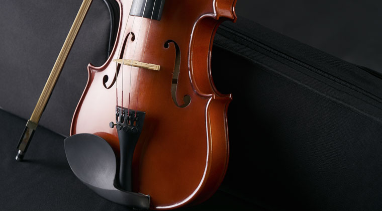 top shape violin and how to keep it that way