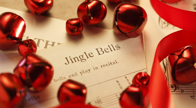 jingle bells sheet music, pacing yourself through holiday performance madness
