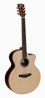 Jupiter Jumbo Faith Guitar