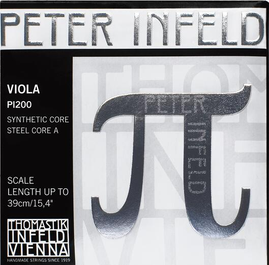 Peter Infeld Viola Thomastik Strings