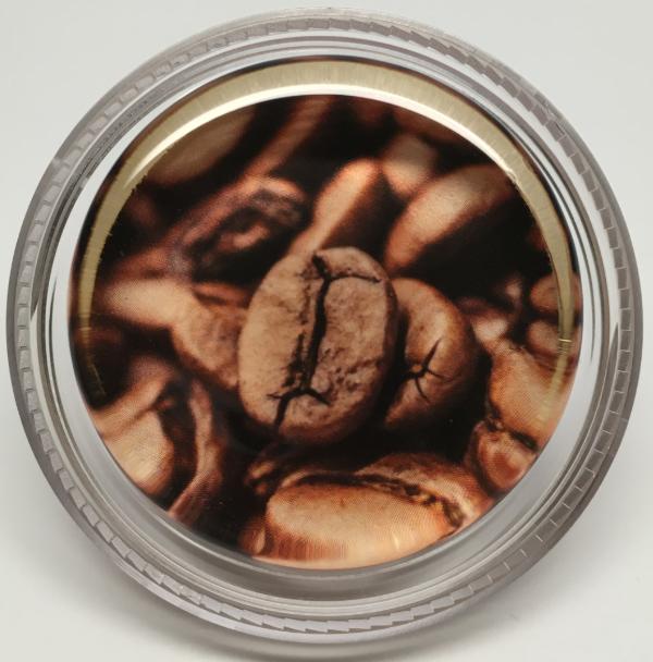 Coffee Beans in Magic Rosin