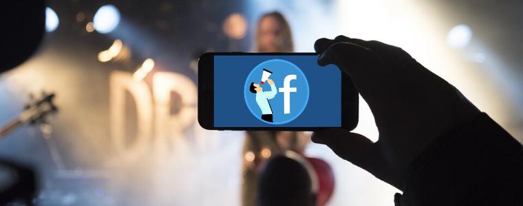 Promoting Music Through Facebook