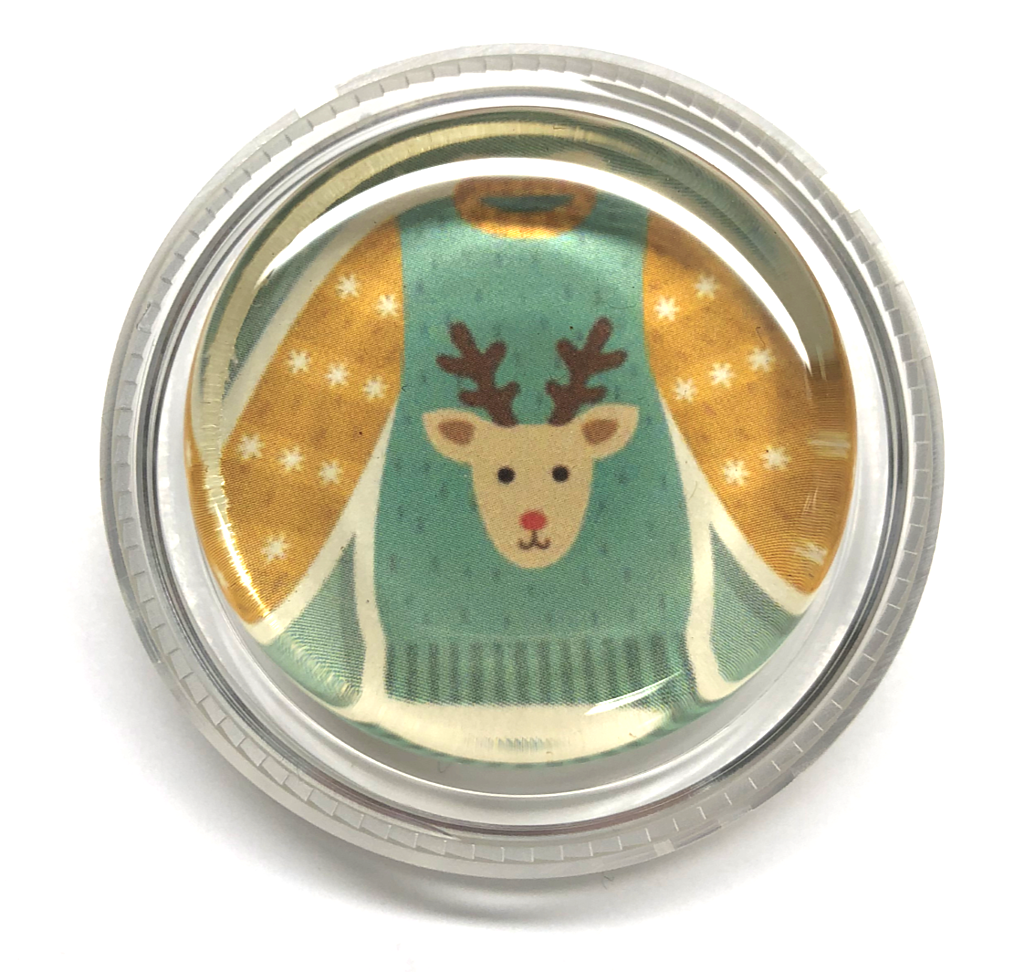 Rudolph Sweater Magic Rosin