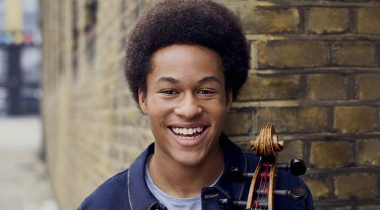 Sheku Kanneh Mason photo by Lars-Borges