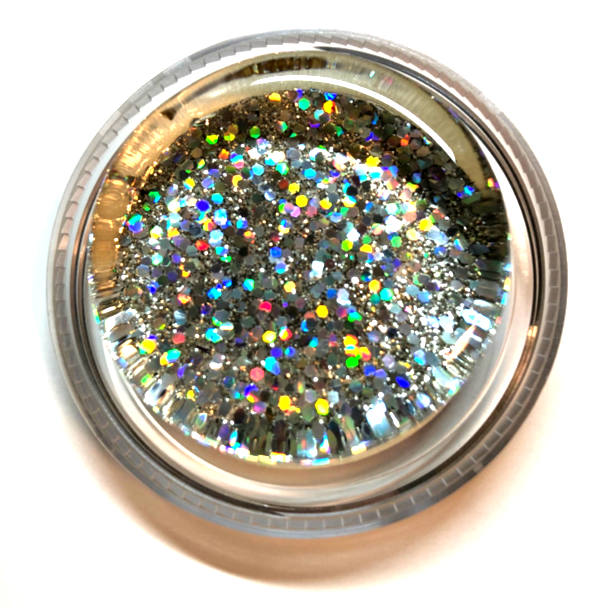Silver Prism Sparkle