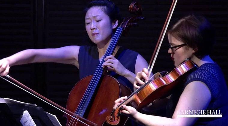 summer workshop performance at carnegie hall for educators