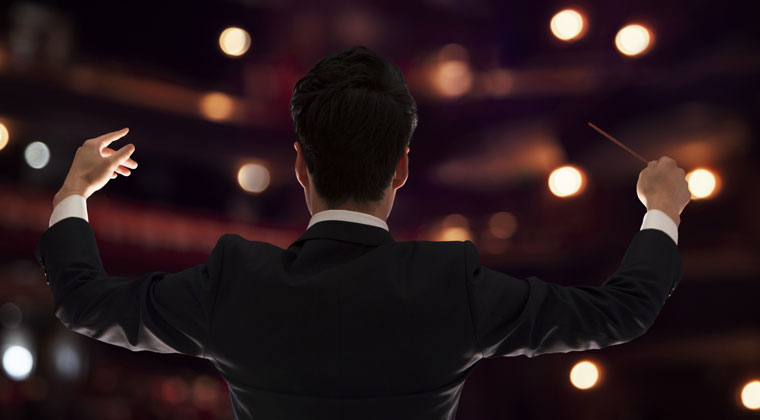 what is the career path to becoming a conductor
