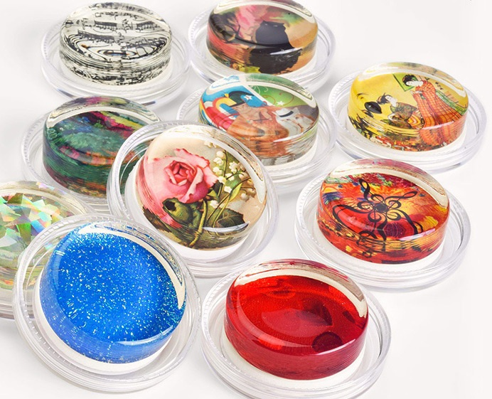 Image to go to page with all of the magic rosin collections