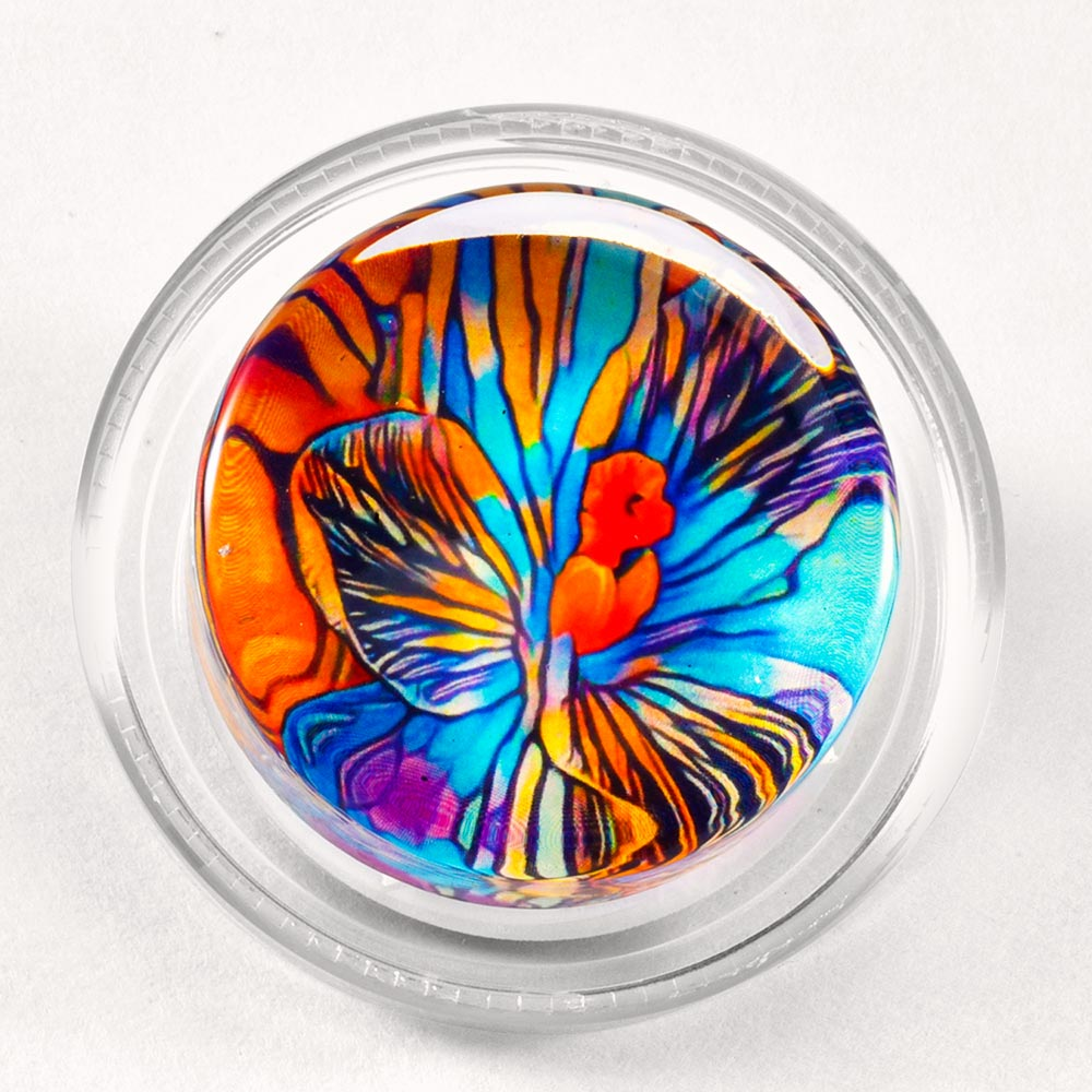 Image to go to information page for Electric Flower rosin