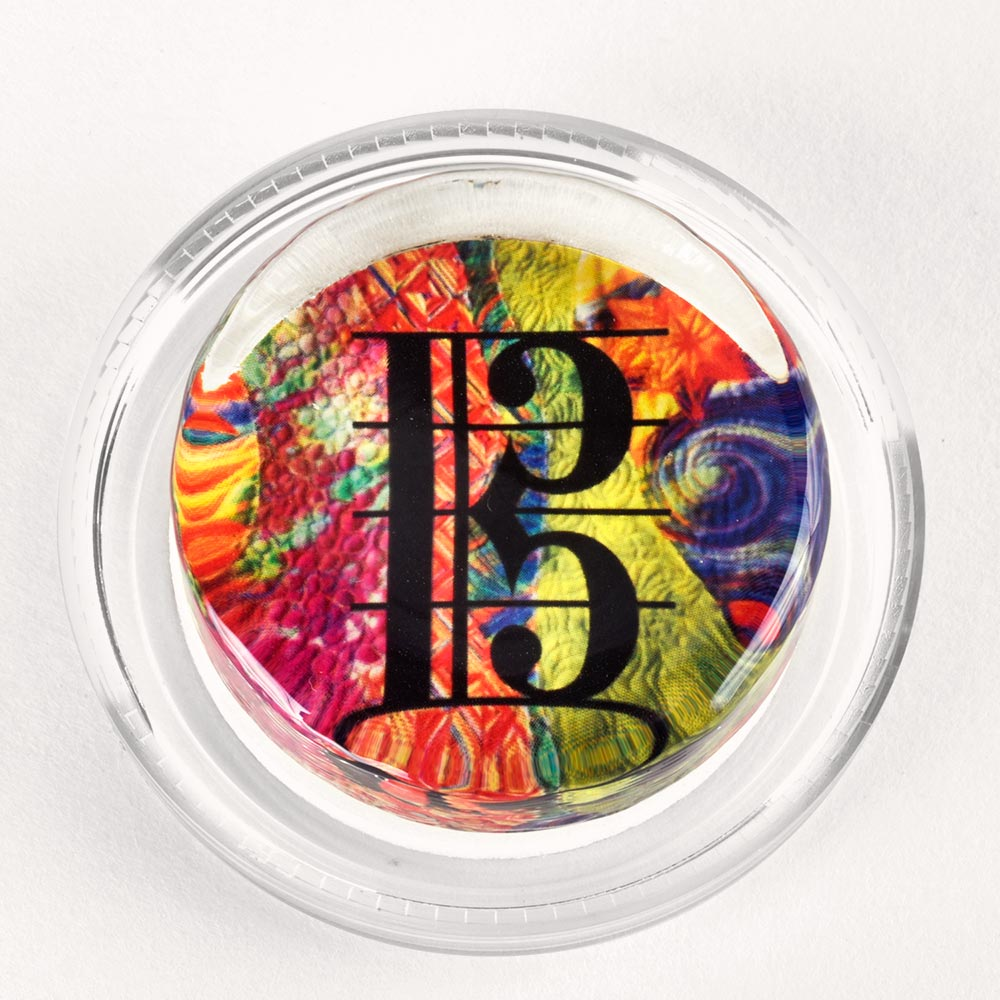Image to go to information page for Groovy Alto Clef rosin