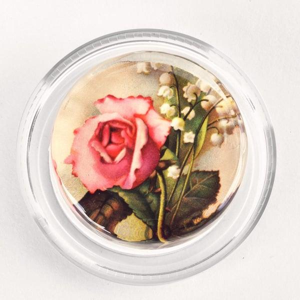 Lo How a Rose Magic Rosin
