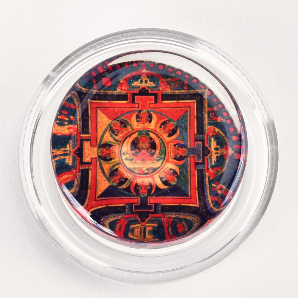 Image to go to information page for Mandala rosin