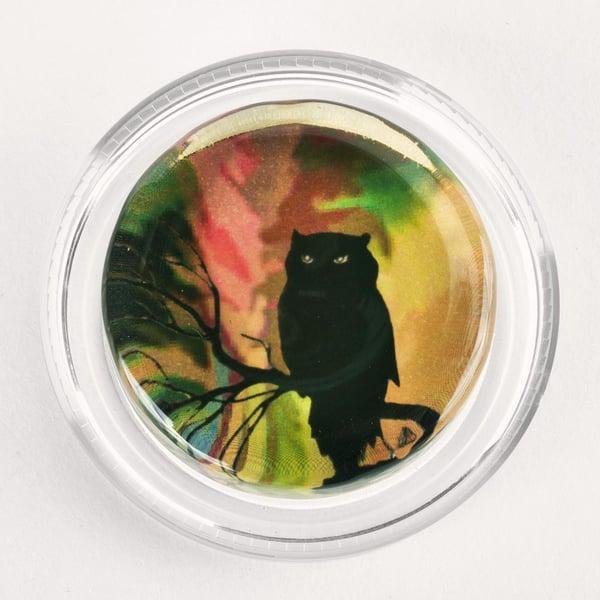 Mystic-Owl-magic-rosin