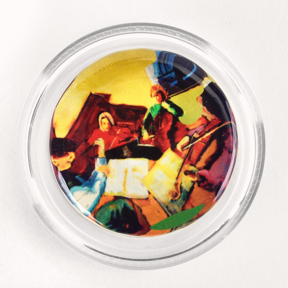 Image to go to information page for Quartet rosin