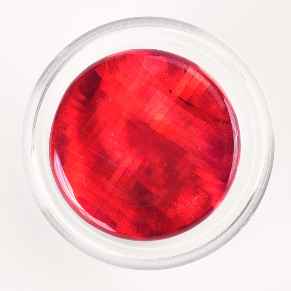 Image to go to information page for Red Infinity Hologram rosin
