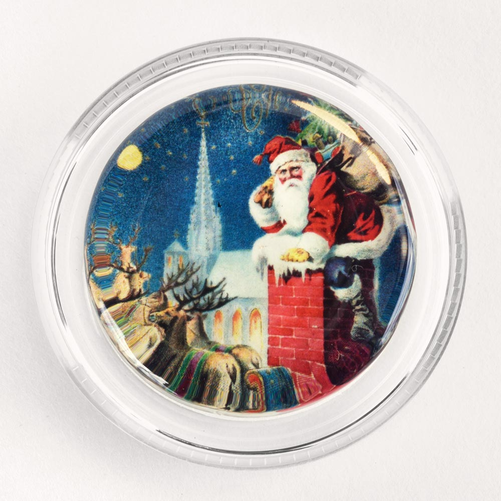 Image to go to information page for Santa's Here rosin