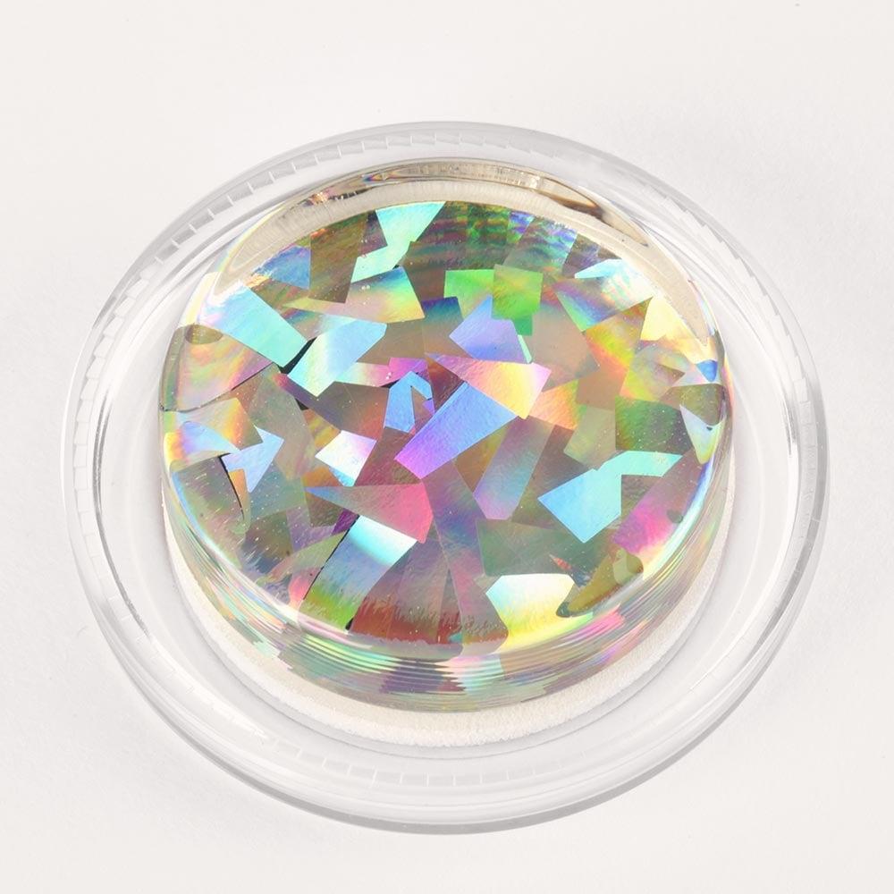 Shattered Glass Hologram