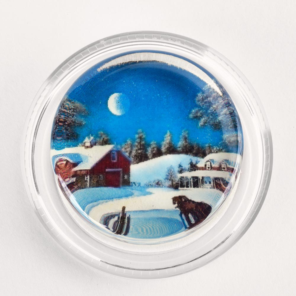 Image to go to information page for Snowy Night rosin