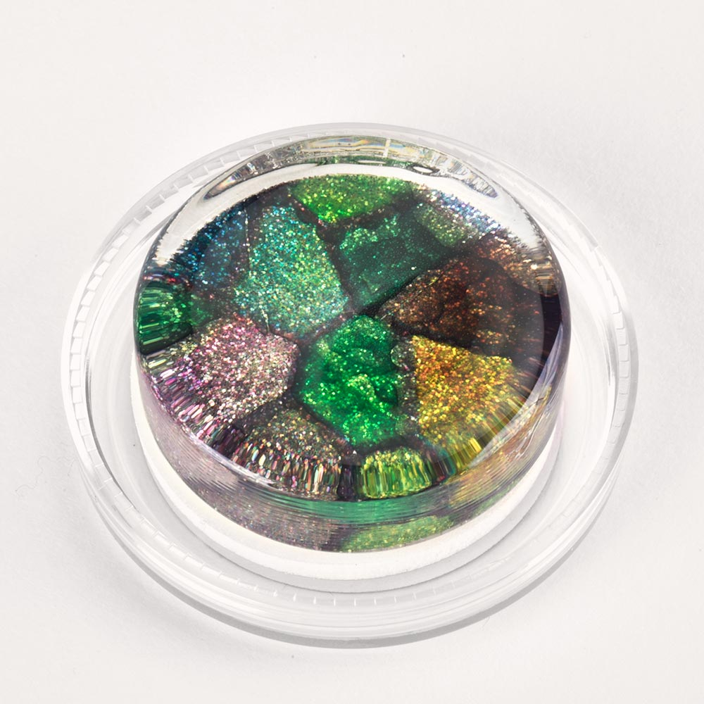 Stained Glass Sparkle Magic Rosin