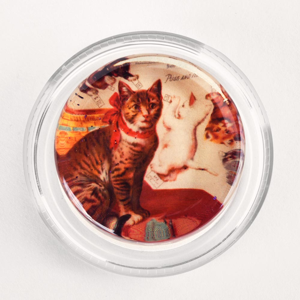 Image to go to information page for Vintage Cats rosin