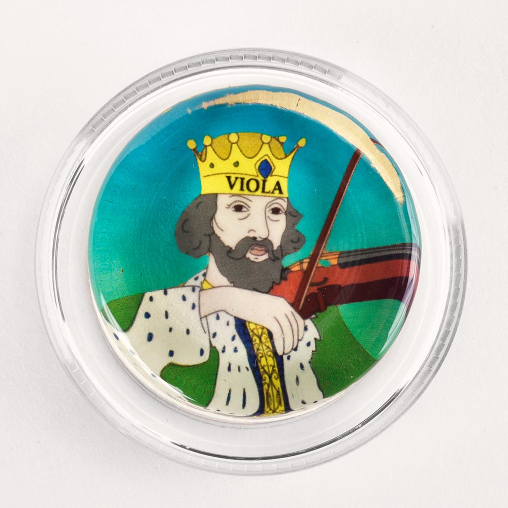Image to go to information page for Viola King rosin