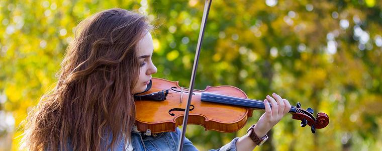 replace violin strings