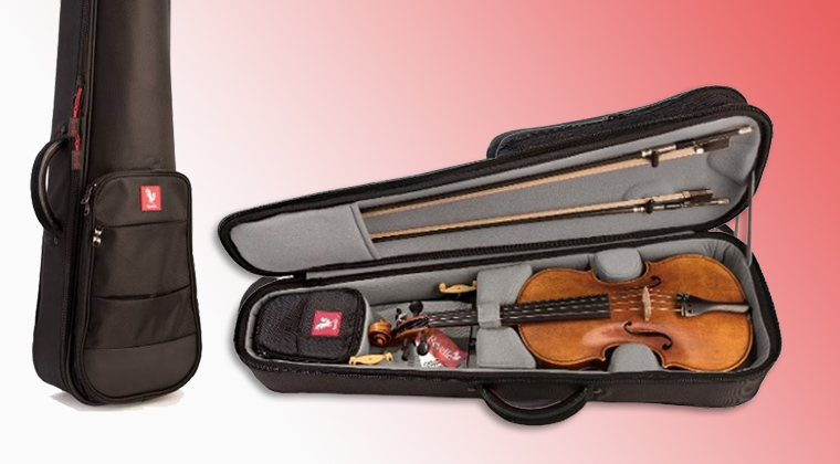 revelle crosstech violin case