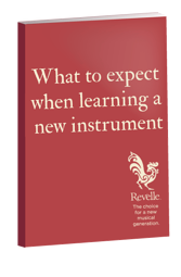 learning a new instrument