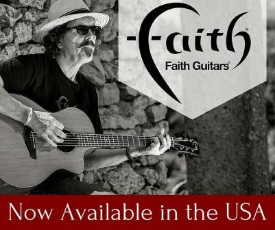 Faith Guitars from Connolly Music