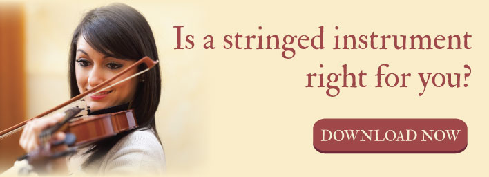 is a stringed instrument right for you