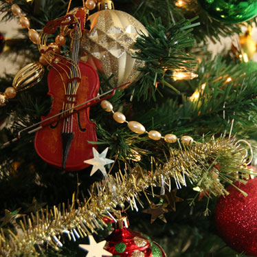 Holiday Songs For The Cello