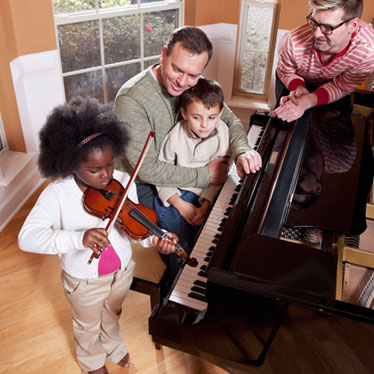 12 Ways Parents Can Be Effective Advocates For Their Child Musician