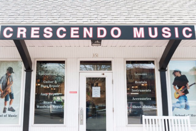 Image of Crescendo Music