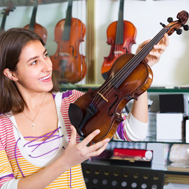 5 Tips For Buying A Violin