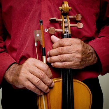 Adult Beginners' Finger Exercises for Violin and Viola