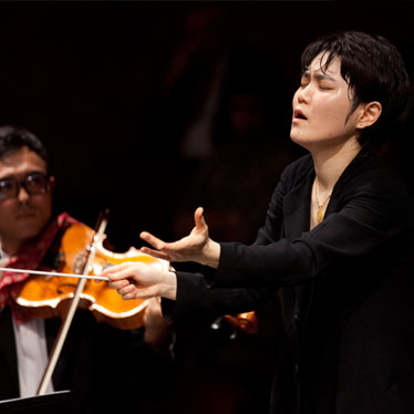 Artist Profile: Cellist & Conductor Han-Na Chang